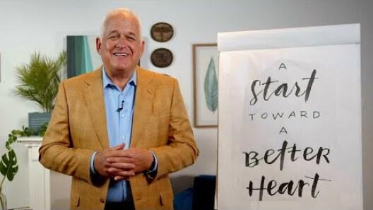"""Tom Christofferson's 5-Minute Fireside: """"A Start Toward a Better Heart"""""""