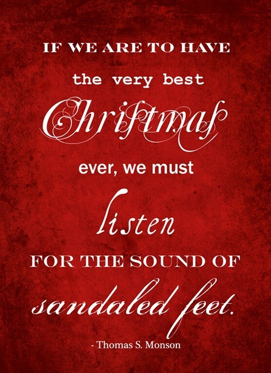 17 Inspirational Quotes About Christmas