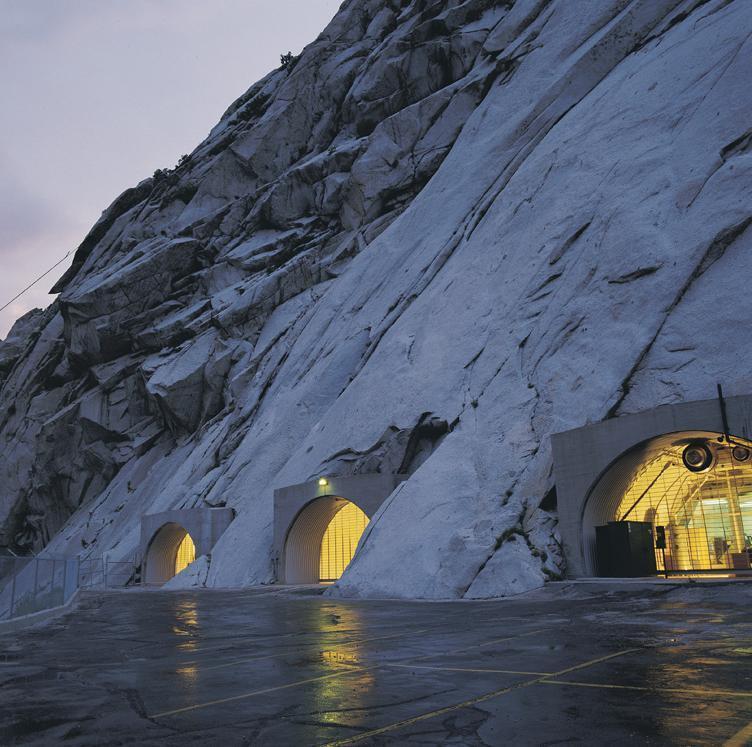 7 Wonders of the Mormon World: Granite Mountain Records Vaults