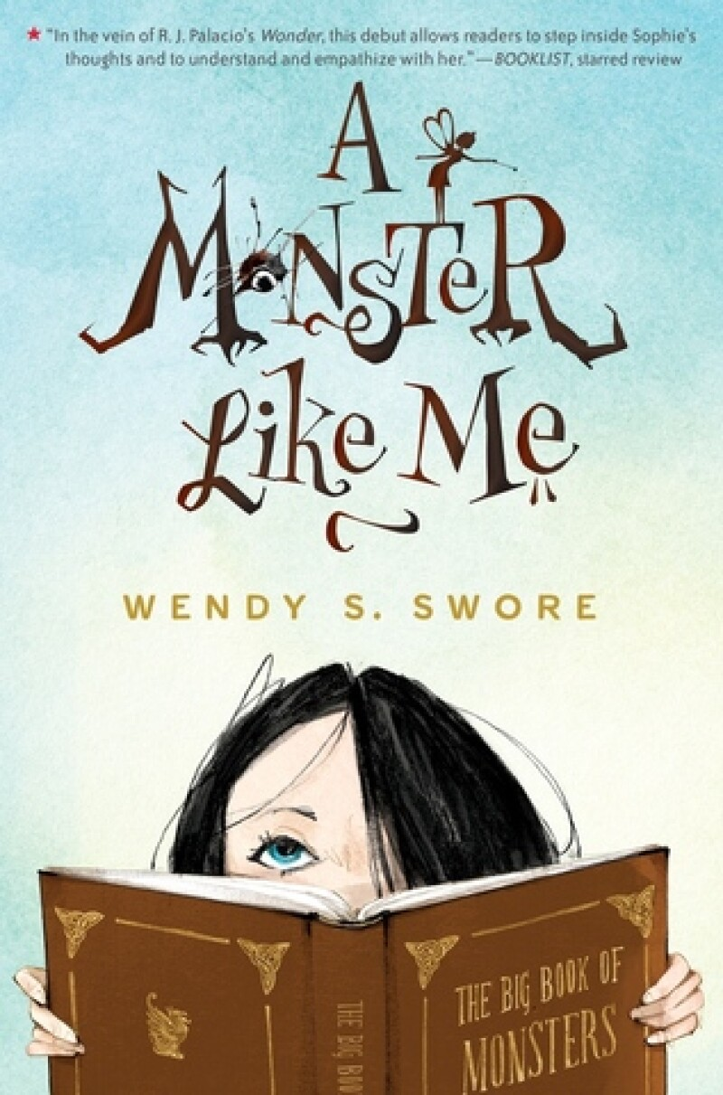 The middle grade book that Wendy wrote based on her experience: