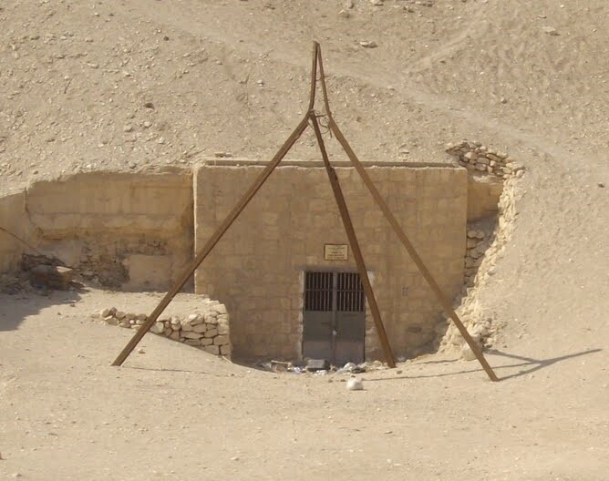 7 Wonders of the Mormon World: Pit Tomb 33
