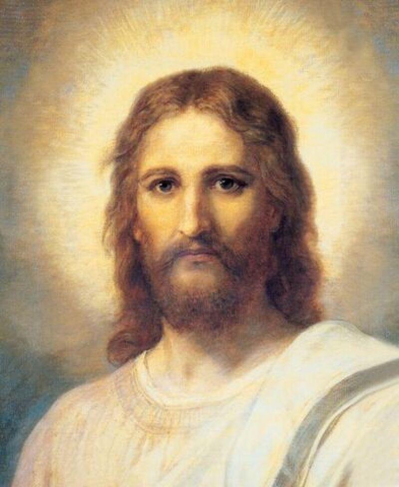 """Hienrich Hofmann, """"Christ's Image,"""" ChurchofJesusChrist.org"""