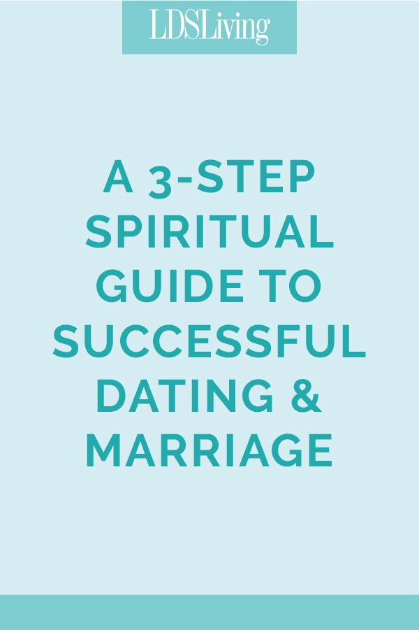 A 3-Step Spiritual Guide to Successful Dating & Marriage