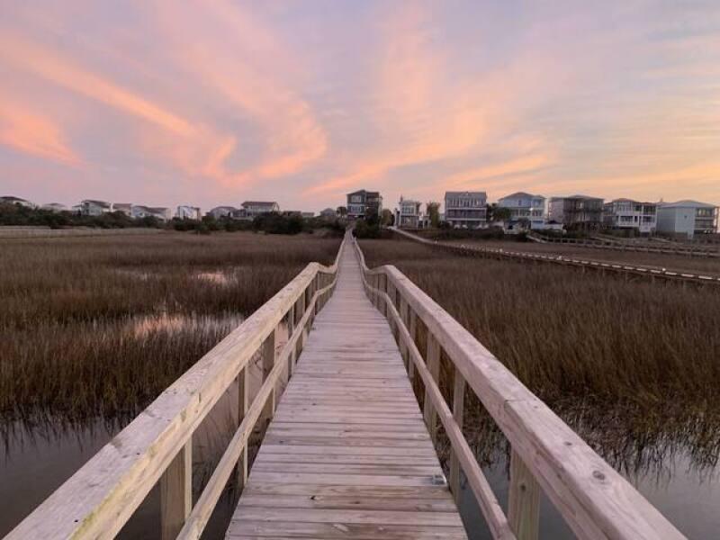 Sunset views 1