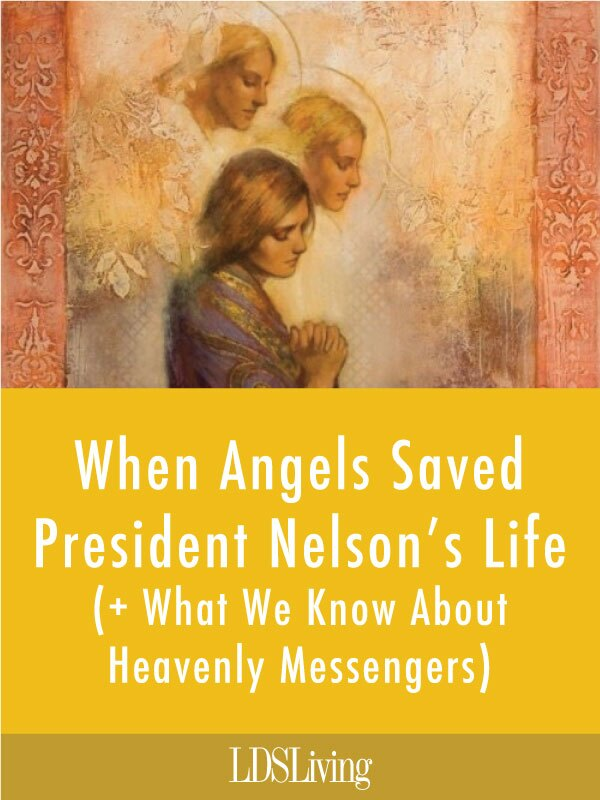 When Angels Saved President Russell M. Nelson's Life (+What We Know About Heavenly Messengers)