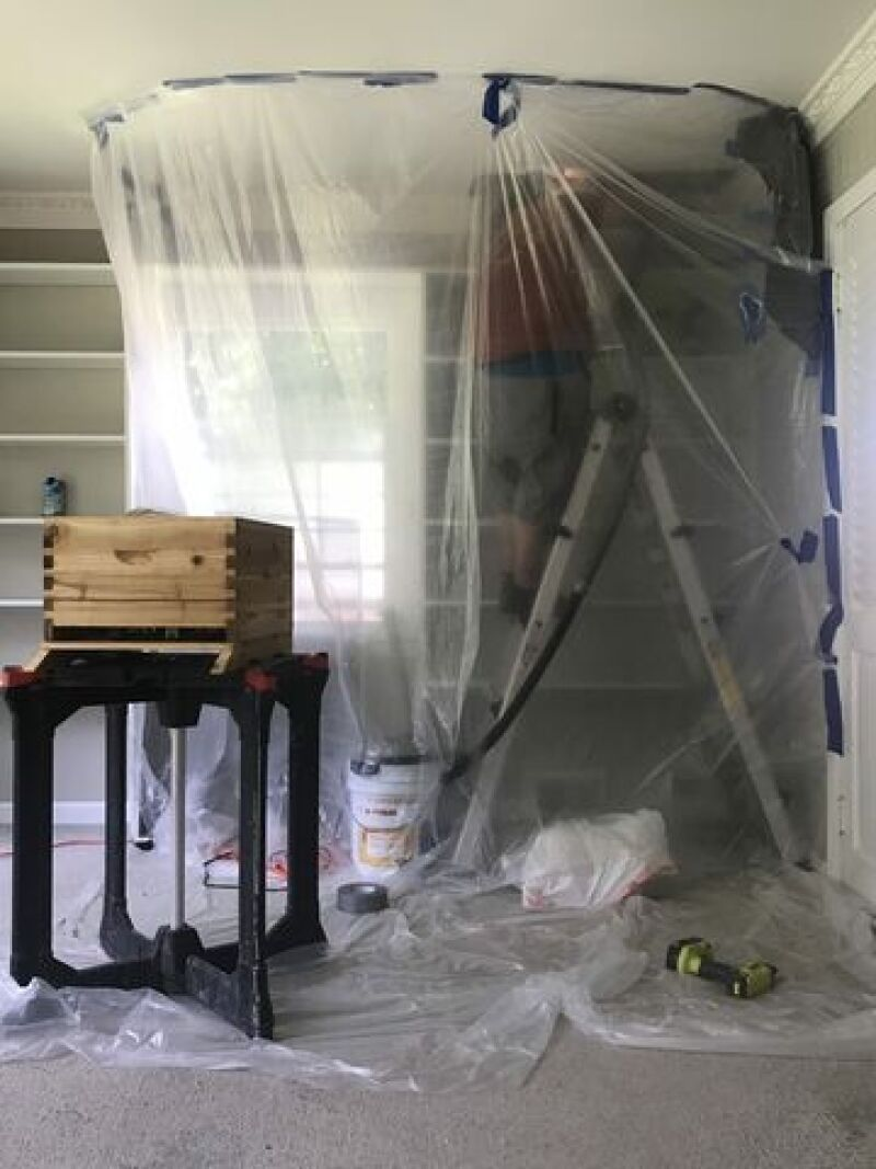 Relocating bees