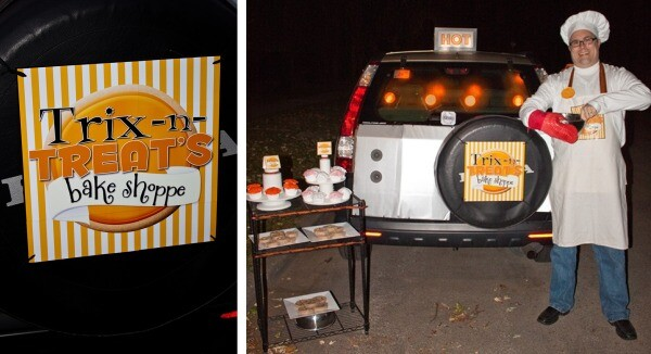 50 Ways to Dominate at Trunk-or-Treat Decorating