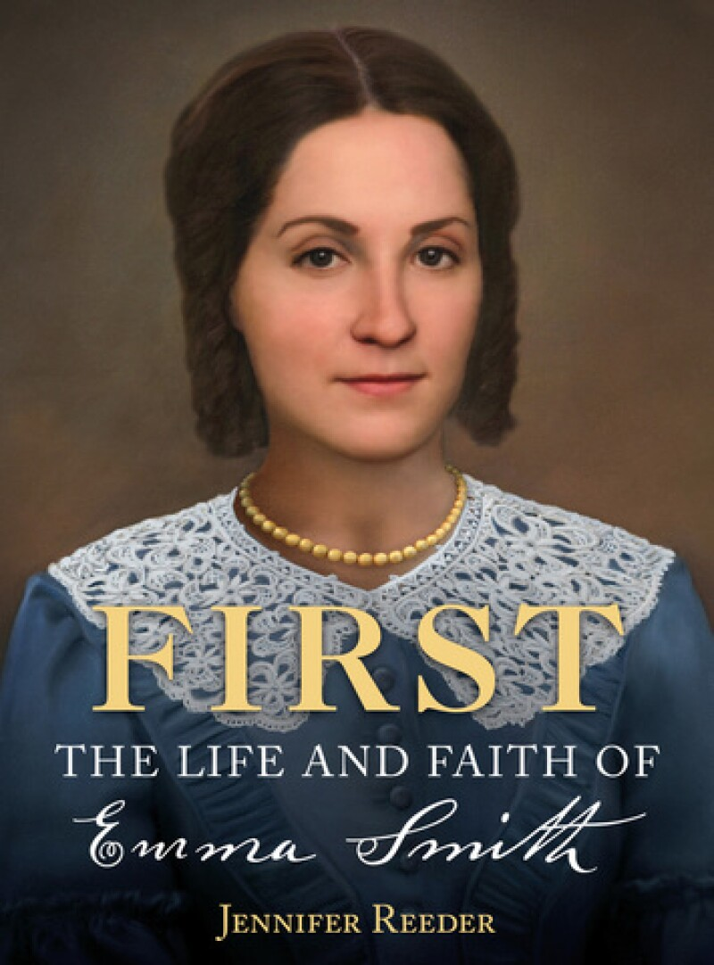 Jenny's newest book about the life of Emma Smith.