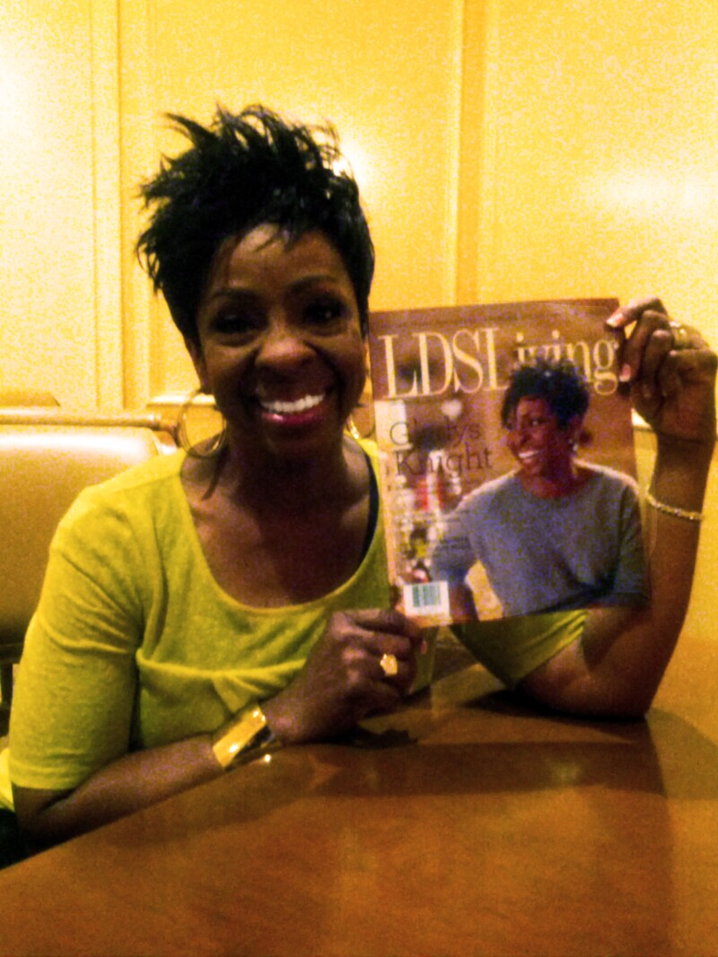 See Gladys Knight's One-of-a-Kind CTR Ring (+6 Other Things You Never Knew about Her)