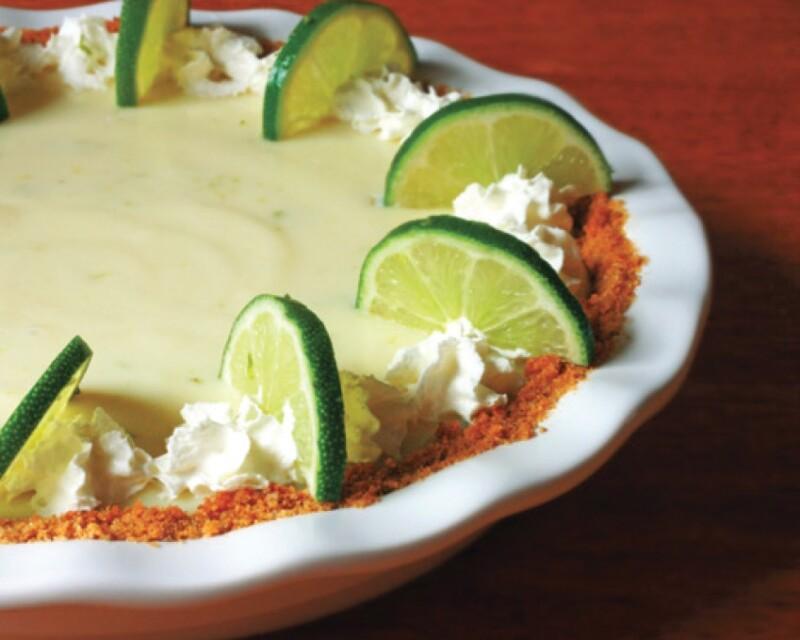 Key Lime Pie by Daring Gourmet