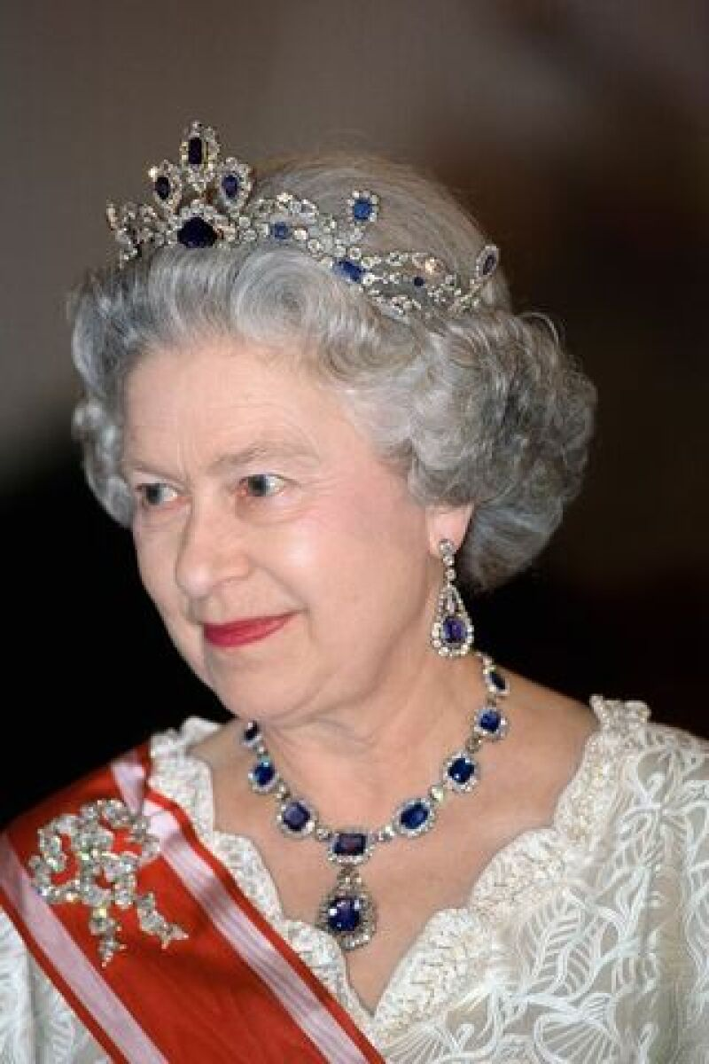 Queen Elizabeth II (Image from harpersbaazar.com)