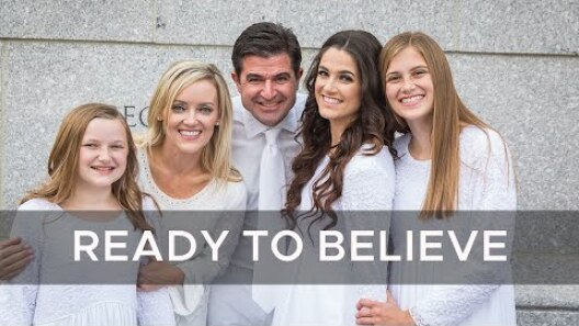 READY TO BELIEVE:How His Wife's Faith Led One NBA CEO to Join The Church After 20+ Years of Marriage