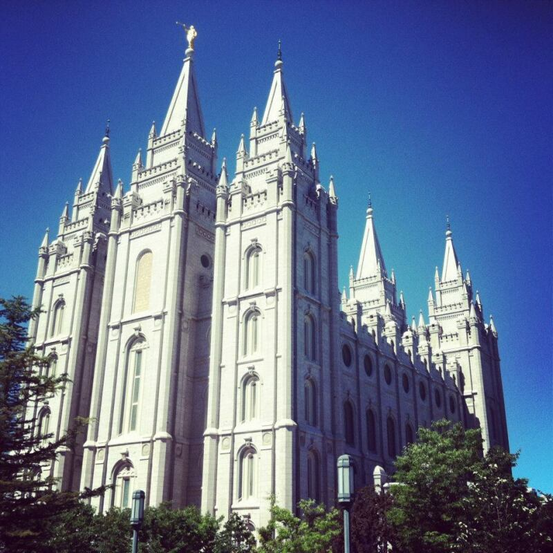 7 Wonders of the Mormon World: Salt Lake Temple