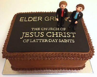 26 Mormon-Themed Cakes Almost Too Cool to Eat