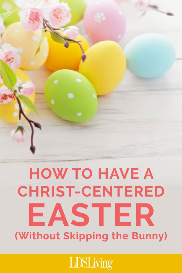 When it comes to Easter, I want our family traditions to have more than fun, sugar, and baby animal-themed memories attached to them. Here are a few simple tips on how you can make your Easter focused on while keeping it fun for all ages.
