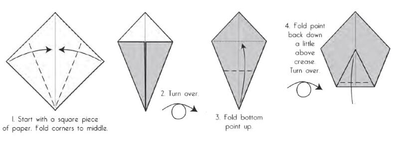 Mormon Origami