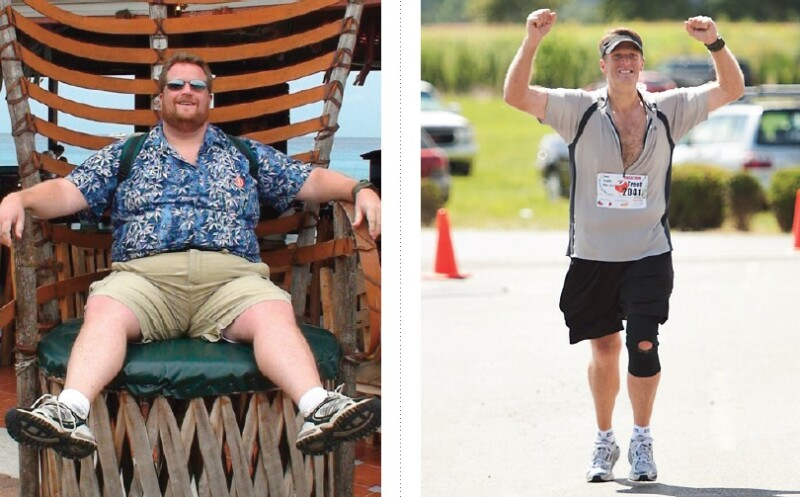 How I Lost 140 Pounds by Relying on the Lord