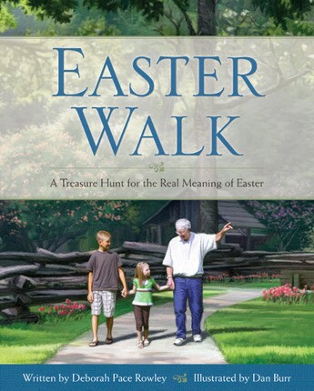 Easter Walk: A Treasure Hunt for the Real Meaning of Easter
